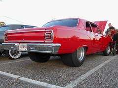 1965 Chevy Chevelle 300 (splattergraphics) Tags: 1965 chevy chevelle 300 tubbed prostreet cruisenight lostinthe50s marleystationmall glenburniemd