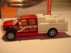 MATCHBOX FORD F-550 SUPER DUTY NO7 FIRE DISTRICT VEHICLE 1/64 (ambassador84 OVER 6 MILLION VIEWS. :-)) Tags: matchbox fordf550superduty diecast fireengine