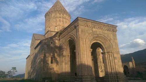 Klasztor Tatew
