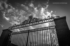 Bill Shankly gates Anfield (saile69) Tags: liverpool football club lfc anfield premier league cups trophies gates ynwa billshankly shankly crest history