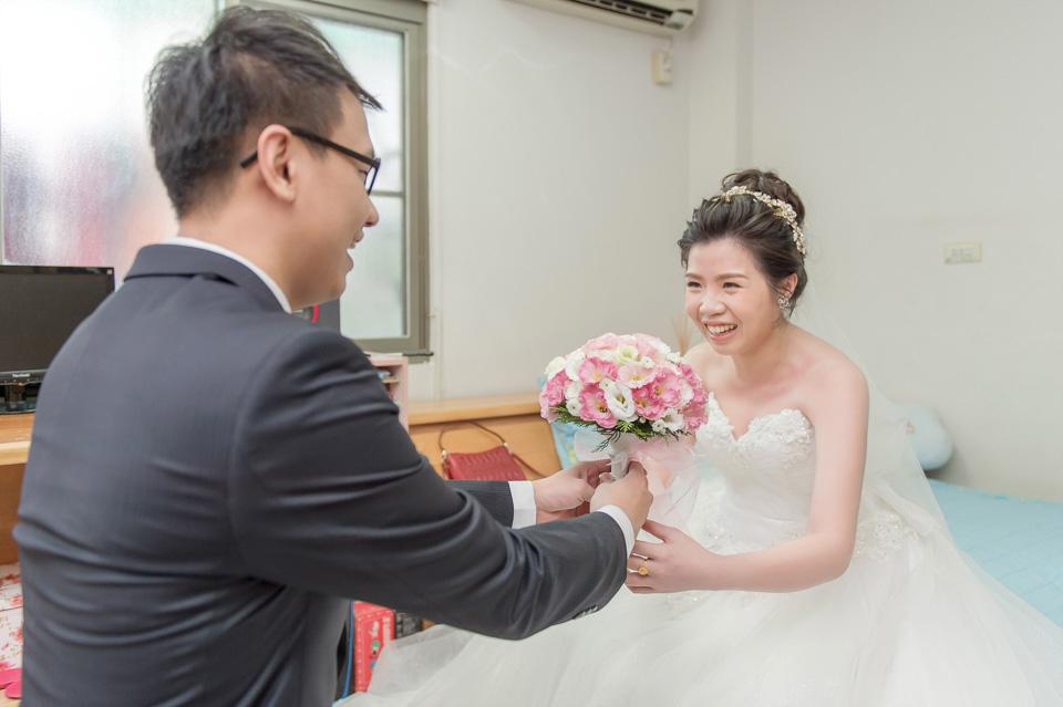台南婚攝 情定婚宴城堡永康館 婚禮紀錄 C & V 061