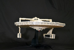 DSC_4730 (jonmunz) Tags: lego star trek spaceship uss reliant starship wrath khan
