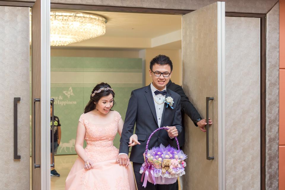 台南婚攝 情定婚宴城堡永康館 婚禮紀錄 C & V 145