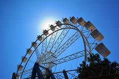 Roda gigante (marcusviniciusdelimaoliveira) Tags: parque rodagigante ferriswheel amusementpark hopihari céu sol