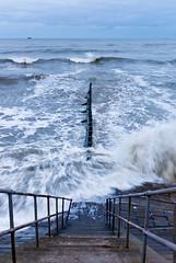 waving (pamelaadam) Tags: winter sea digital geotagged scotland fotolog aberdeen february 2013 thebiggestgroup geo:lat=5714960405894636 geo:lon=2076544761657715