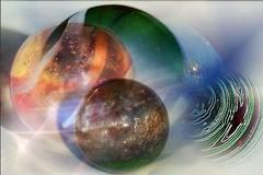 Opening the Portal (Zoom Lens) Tags: shooter marbles marble mib shooters mibs marbleous marblelicious johnrussellakazoomlens copyrightbyjohnrussellallrightsreserved