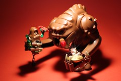 Star Wars Valentine (Legoagogo) Tags: star lego valentine chichester moc afol rancour warsstarwars legoagogo