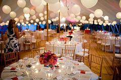 Paper Lanterns - Tent Lighting
