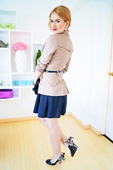 Black & Beige Outfit (the joy of fashion) Tags: fashion leopard ootd fashioninspiration fashionblogger outfitinspiration