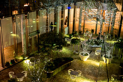 Winter Patio (Ballet Lausanne) Tags: night zeiss tokyo  d800 osaki
