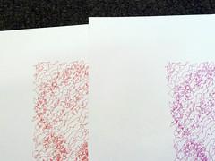 Polargraph scribble pixel not so random! (Euphy) Tags: art random drawing machine math arduino polargraph