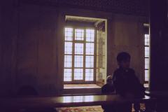 Blue Mosque (Che-burashka) Tags: travel architecture turkey muslim religion pray sightseeing istanbul mosque spiritual turkish