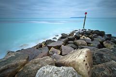Ringstead Reef (burnthaggis) Tags: blue sea rock portland landscape waves 10 stop nd reef weymouth ringstead