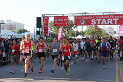CHINATOWN FIRECRACKER 10K RUN (Angel_Blue) Tags: chinatown run 10k firecracker