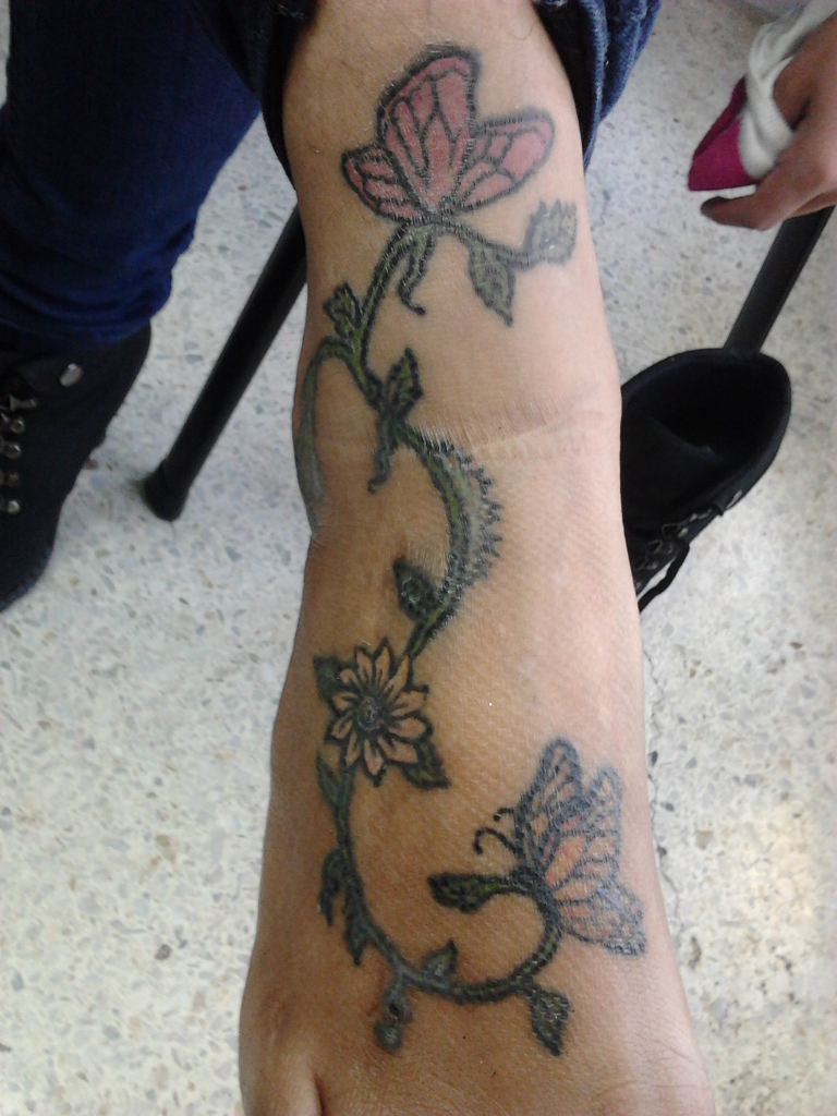 The Worlds Most Recently Posted Photos Of Mariposas And Tattoo - Tattoo-mariposas