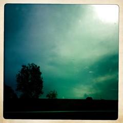 IMG_6011 (Qrux) Tags: sky urban sun stark threetowers dailyclick