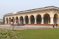 Le Diwan-i-Am (Fort Rouge, Agra) (dalbera) Tags: india agra inde fortrouge uttarpradesh diwaniam dalbera