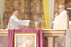 Msza dzikczynna za pontyfikat Papiea Benedykta XVI - 28 lutego 2013, g. 20:00 (bazylikajg) Tags: ks bogdan jelenia gra xvi bazylika benedykt mniejsza ygado