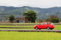 () Tags: sunset car village taiwan   hualien