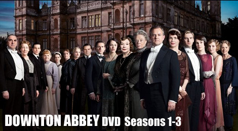 Talk About Downton Abbey DVD on IDVDSET