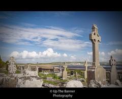 lahinch county clare ireland (upthebanner) Tags: county ireland sea beach landscape clare cross landmark celtic lahinch lehinch