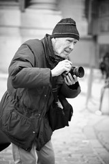 Bill Cunningham (Marie-Paola Bertrand-Hillion) Tags: paris france fashion photography week parisfashionweek fashionweek streetstyle pfw 2013