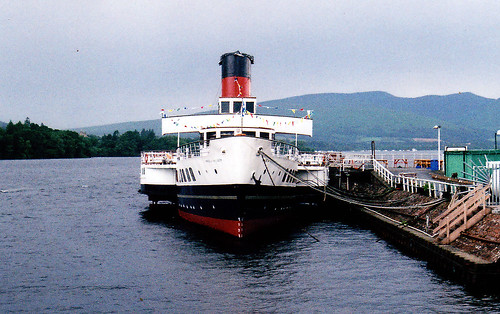 maid of the Loch, © Dave Souza Creative Commons