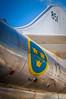 TP 85 Caravelle III (hjakse) Tags: airshow sverige f3 fc fra linköping flugtag caravelle malmslätt flygvapnet elint se210 försvarsmakten flyguppvisning 85172 svfm f13m östergötlandslän signalspaning huvudflygdag tp85