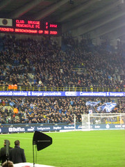 Jan Breydel Stadion (fergi19) Tags: club newcastle army europa united brugge toon league