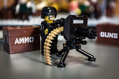 LeGops - Minigun (Blaitteri) Tags: focus lego weapon guns stacking minigun focusstacking hovinet legops