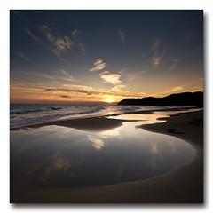 (jose.singla) Tags: light sunset shadow sea sky espaa costa sun seascape luz sol water clouds marina sunrise canon contraluz atardecer coast mar spain agua sigma sombra paisaje cielo nubes 1020mm mediterrneo reflejos 400d regindemurcia josesingla joseantoniogimenez