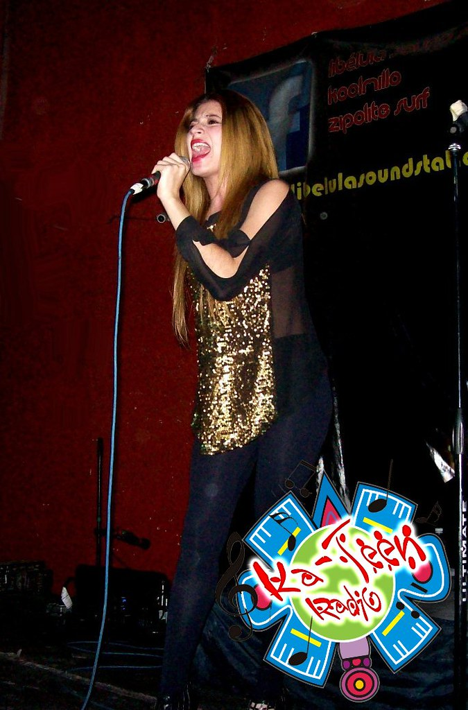 Roxana Puente (Ka'Teen) Tags: radio puente lucy fest roxana divinas soñar