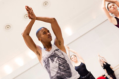 Eric Underwood has decided to leave The Royal Ballet