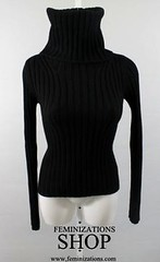 FEMINIZATIONS SHOP (sophie s) Tags: neck roll turtleneck knitwear poloneck cowl designerknitwear