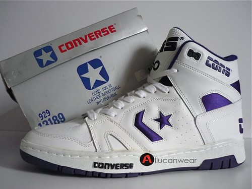 converse 80's basketball shoes