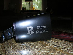 "More Cowbell • <a style=""font-size:0.8em;"" href=""http://www.flickr.com/photos/62190639@N04/8583205739/"" target=""_blank"">View on Flickr</a>"