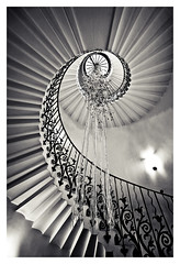 The Tulip staircase - Queen's House - Greenwich (Nick Caro - Photography) Tags: