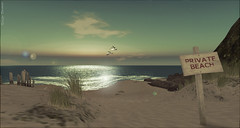 @Neva River~Finding peace (***Skip Staheli***) Tags: travel sea summer beach nature water sand dunes sl explore secondlife sim nevariver inworld skipstaheli nevacrystall