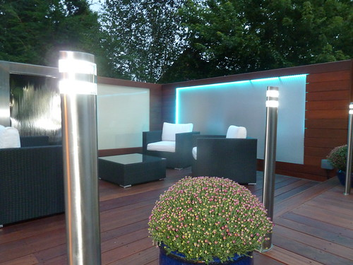 Landscaping and Garden Lighting Wilmslow Image 3