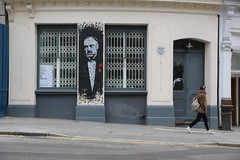 Brando (SReed99342) Tags: uk england streetart london graffiti brando islington godfather marlonbrando ottoschade
