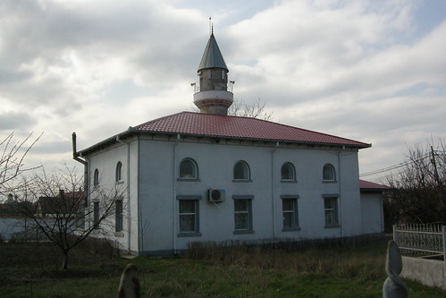 TECHIRGHIOL - The Mosque