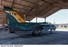 A-1M (Força Aérea Brasileira - Página Oficial) Tags: brazil riodejaneiro rj bra amx embraer a1m aeronautica aeronave forcaaereabrasileira modernizado 1gav16