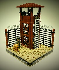 Guard Tower (Project Azazel) Tags: google lego military pa ba googleimages guardtower brickarms legomilitary projectazazel legomilitarymodel legomilitarymodels legoguardtower