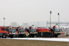 CRF93 - Exercice Roissy CDG-67 (Cyril B. - Photographie) Tags: samu roissy cdg adp croixrouge bspp