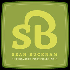 Wordmark_v2 (Sean Bucknam) Tags: logo portfolio wordmark