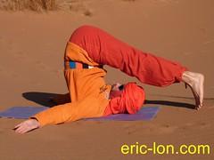 Morocco dunes yoga (74), Eric Lon yogi (Eric Lon) Tags: tourism sahara nature yoga sand peace tour desert dunes culture visit explore morocco maroc mind meditation guide relaxation association ericlon yogatrekking