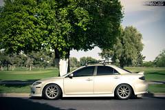 Mazda6 Shoot (Andrew Vicars) Tags: roof 6 low andrew pebble rack ash 40 mazda sick epic lowered ae yakima tr morimoto motorsport slammed mazda6 v12 cpe hankook vicars 255 17x9 ventus ksport drizzoh