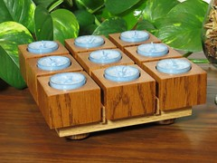 Tea Light Candle Holder (John Renke) Tags: housewarminggift tealights gift etsy homedecor holidaydecor weddingdecor showergift tabletopdecor