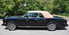 "1980 Rolls Royce Corniche • <a style=""font-size:0.8em;"" href=""http://www.flickr.com/photos/85572005@N00/8634869386/"" target=""_blank"">View on Flickr</a>"