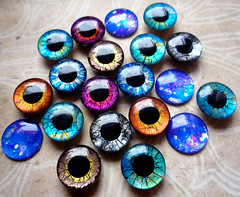 Lots of Eyechips for rainbowcoton